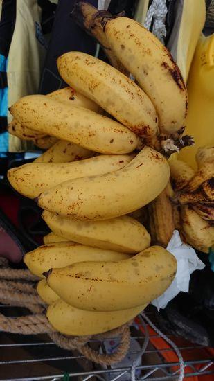 島バナナ、また違った風味です