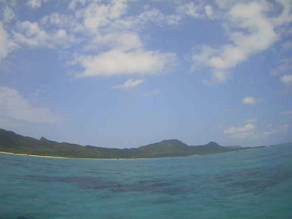 昨日の石垣島の天気