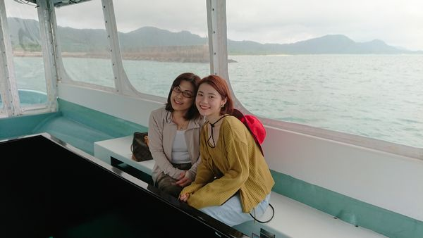 海外を避けて石垣島旅行