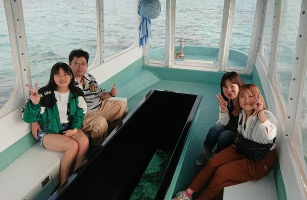 合格お祝いで石垣島旅行