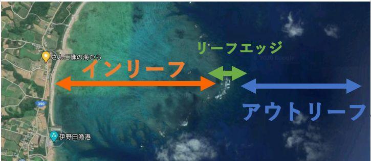 航空写真 インリーフの説明