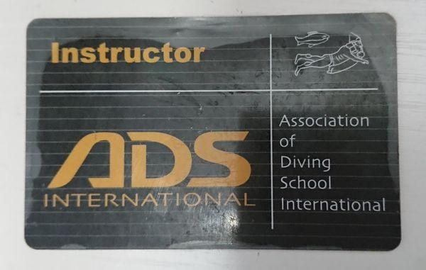 ADS国際ダイビングスクール協会