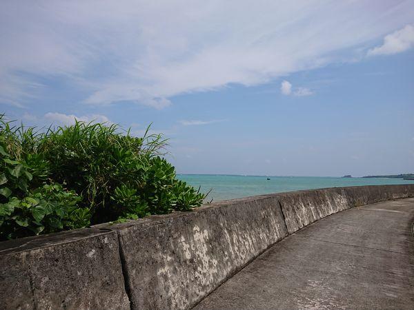 晴れの石垣島