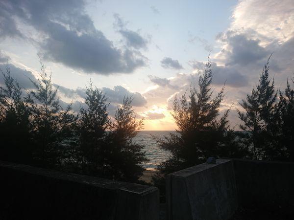 4月石垣島の日の出は6時10分ごろ
