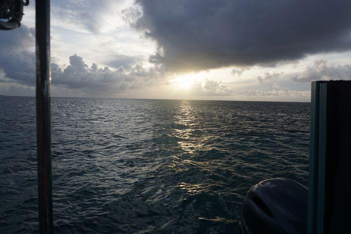 だんだん東の海から太陽さん