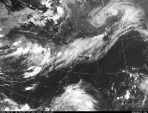 台風の潮位変化の調査器具だそうです♪