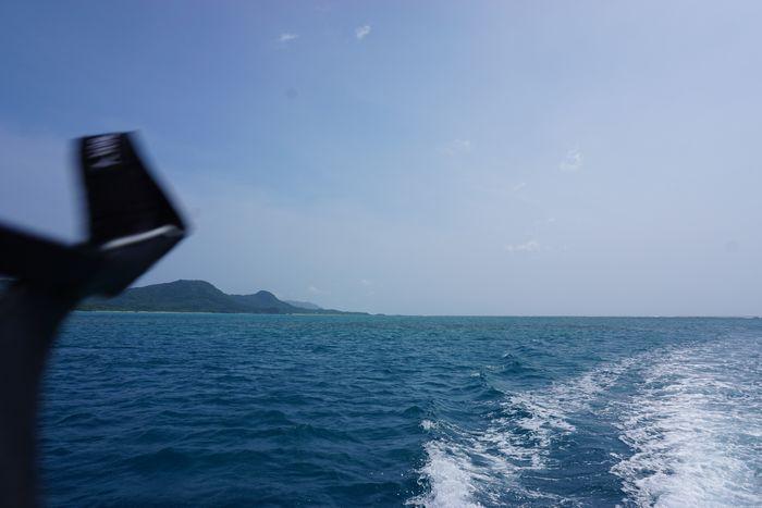 石垣島の天気は晴れです
