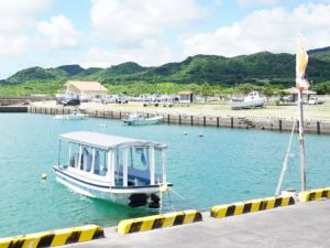 さんご礁の海からグラスボートアイキャッチ