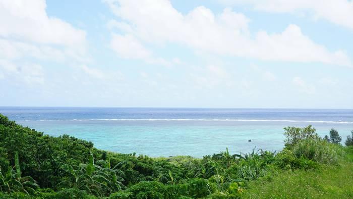 9月に入っても天気は晴れ!海日和です