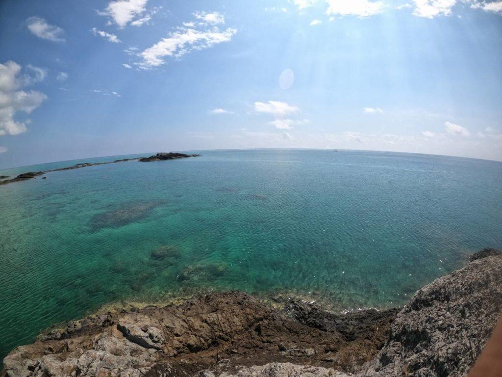9月の石垣島はまだまだ日焼け日和です